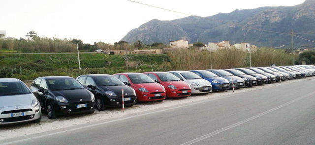 Palermo Airport Car Rentals
